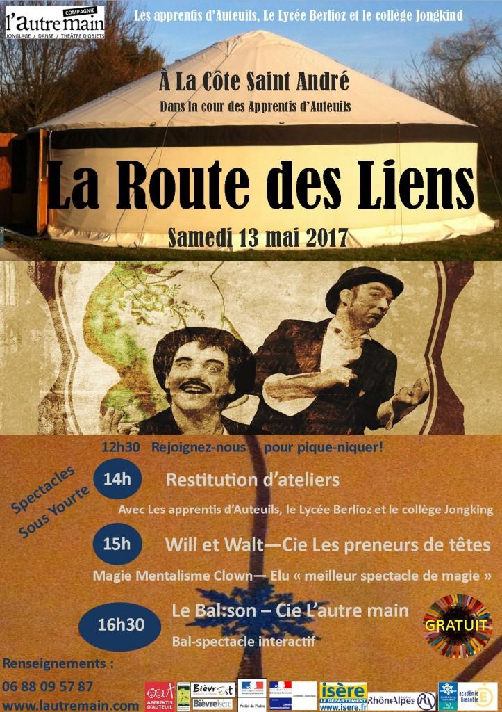 Affiche RDL La Côte SA 2017.pub2